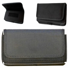 Universal Horizontal Belt Loop Holster Case Pouch Cover for iPhone 4 5 Samsung
