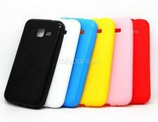 New Slim TPU Silicone Gel Candy Case Cover For Samsung Galaxy Core Advance i8580