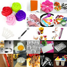 Nozzles Pastry Tips Chocolate Pen Cake Divider Spoon Gloves Cake Tool Mold