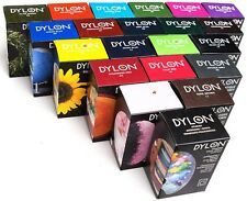 Dylon Fabric Dye 200g Machine Dye & 500g Dye Salt. Available in Multiple Colours