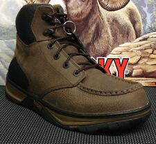 """Rocky RK025 """"Forge"""" Men's Waterproof Work Boots NEW w/ BOX"""