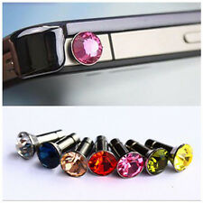 Diamond Bling Port Anti Dust Plug Stopper for Apple iPhone & iPad