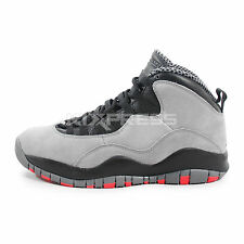 Nike Air Jordan 10 Retro [310805-023] Basketball Cool Grey/Infrared-Black