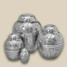 Darling Silver Oak Pet Cremation Urns