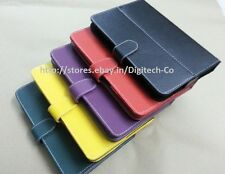 """For Asus Google Nexus 7 2013 2nd Edition 7"""" Leather Carry Case Folio Book Cover"""