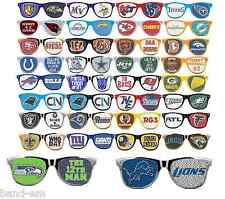 NEW 2014 **PICK YOUR TEAM** NFL FOOTBALL RETRO SUNGLASSES WAYFARER HAT TSHIRT
