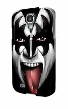 i50291 Kiss Band Rock Glossy Case cover IPHONE 4 5 5C Samsung Galaxy S3 S4 Note2