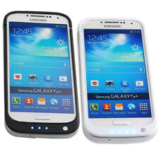 4200mAh Backup Battery Power Bank Charger Case Cover for Samsung Galaxy S4 i9500