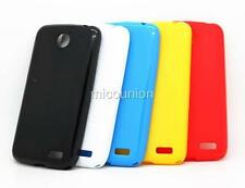 New Slim Fit TPU Silicone Gel Candy Case Cover Skin Back For Lenovo A516
