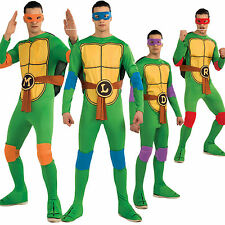 Teenage Mutant Ninja Turtles TMNT Adult Costume Leonardo Donatello Michelangelo