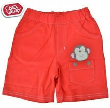 CHAD VALLEY BOYS RED SHORTS -FREE UK POSTAGE