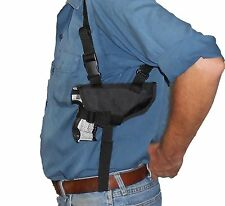 SHOULDER HOLSTER For BROWNING HI POWER w/ mag pouch (SNATCHPROOF) US GUN GEAR