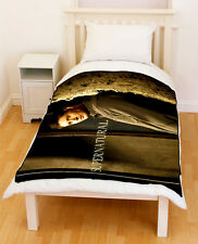 Supernatural Jensen Ackles Dean Winchester Fleece Blanket / Fleece Throw