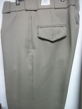 HORACE SMALL MEN'S POLY UNIFORM PANTS STYLE 1320 NEW TAN