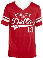 "Delta Sigma Theta Inspired ""Quality Made"" GREEK TEE"