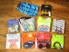 Toddler Boys Size 5T Graphic Tee/Swimshorts Asst Styles NWT *Buy 2 Get 1 Free*