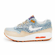 Nike WMNS Air Max 1 LIB QS [540855-400] NSW Running Blue Recall/White-Linen