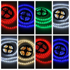 NEW 5M 12V Non-Waterproof 300 LED Strip Light 3528 SMD String Ribbon Tape Roll