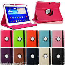 "PU leather Case Cover For Samsung Galaxy Tab 3 10.1 10.1"" Tablet P5200"