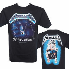 METALLICA - RIDE THE LIGHTNING - Official Licensed T-Shirt - New S M L XL