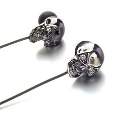 New 3.5MM Skull Grimace Earphone Headset Cable OT8G for MP3 MP4 Phone Laptop PC