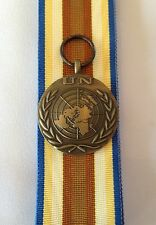 UN Yemen Full Size Medal, Loose, Court or Swing Mounted Option, UNYOM, Nations