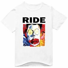 Ride Going Blank Again Rock Music Band Tee T-Shirts bloody valentine slowdive R2