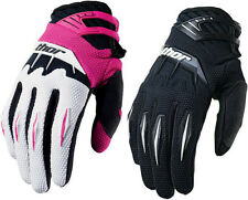 Thor Women's MX Spectrum OffRoad Motocross Motorcycle Street Riding Gloves-ALL