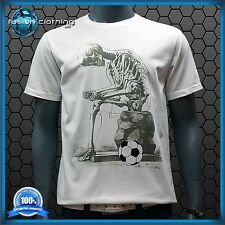 Size M L LX Mens T-Shirt Sit & Think About The Glorious Game Graphic Football