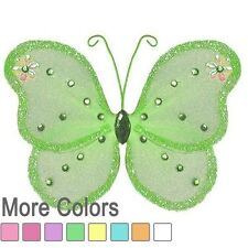 BUTTERFLY DECOR decoration craft party wedding bridal shower butterflies 3D gift