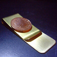 LUCKY PENNY 2016 1P ONE PENCE COIN MONEY CLIP or CHOOSE YOUR YEAR