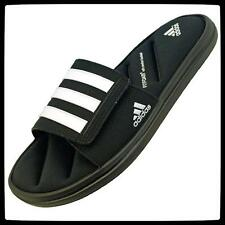Adidas Zeitfrei FitFOAM Slides Black Mens Sport Sandals U41591