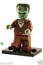 LEGO SERIES 4 - THE MONSTER FIGURE + STAND + FREE GIFT - FAST - BESTPRICE - NEW
