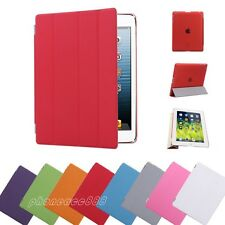 Ultra Thin Magnetic Leather Smart Case Cover Stand for Apple iPAD 3 2  iPAD 4