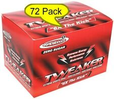 Tweaker Energy Shot Master Case Wholesale - 72 pack