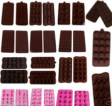 Chocolate Cake Cookie Muffin Candy Jelly Ice Silicone Bakeware Mould Mold MC789