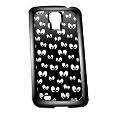 Cover for Galaxy S4 case #290 Scary Eyes Halloween Ghouls Ghosts Kids Gift Idea