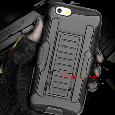 Hybrid Future Armor Holster Protector Stand Combo  Belt Clip Holster Case Cover