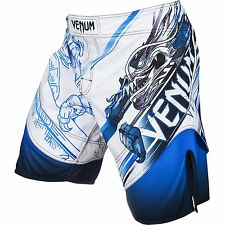 Venum Lyoto Machida Tatsu King Ice MMA Fight Shorts Training Cage UFC Fighting