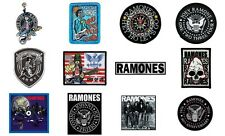 Ramones Sew/iron On Patch/Patches NEW OFFICIAL. Choice of 10 designs