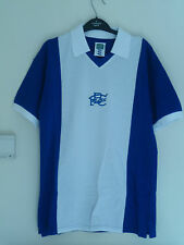 Bnwt Birmingham City Home 1976 SS Retro Football Shirt