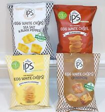Ips Chips, The Original Egg White Chips All Flavors