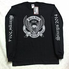 2014 Sturgis Rally Long Sleeve T-shirt - All Sizes!