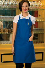 Uncommon Threads 3 Pocket Bib Apron, Multiple Colors, One Size Fits All, 3004