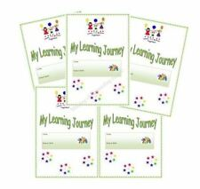 Childminder resource EYFS My Learning Journey/ Journal  Multi saver pack