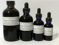 Green Coffee Tincture / Extract - Weight Loss, Chlorogenic Acid, Multiple Sizes