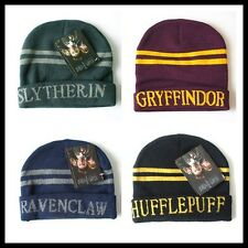 1 Pc Harry Potter Gryffindor Ravenclaw Slytherin Hufflepuff Thicken Hat Costum