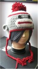 Supernaturals Misha Collins Minion Hat Sock Monkey hat