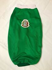 SELECCION MEXICANA SOCCER Team -GREEN or RED-  JERSEY  FOR DOG or CAT-brand NEW