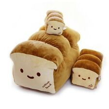cottonfood Bread PILLOW CUSHION PLUSH DOLL Great Gift kawaii cute